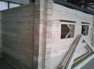 Производство профилированного бруса для строительства бани и дома в Самаре